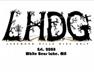 Lakewood Hills Disc Golf logo