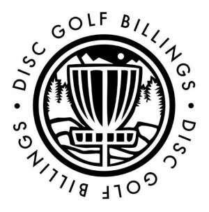 Disc Golf Billings logo