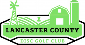 Lancaster County Disc Golf Club logo