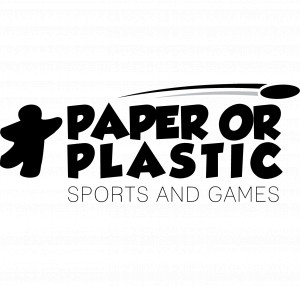 Paper or Plastic Sports logo