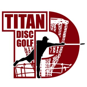 Titan Disc Golf logo