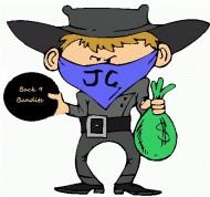 Back 9 Bandits logo