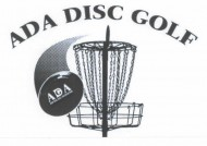 ADGA-Ada Disc Golf Association logo