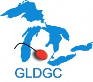 Great Lakes Disc Golf Club logo
