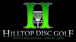 Hilltop Disc Golf logo