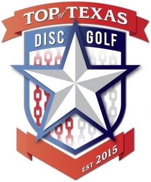 Top of Texas Disc Golf logo