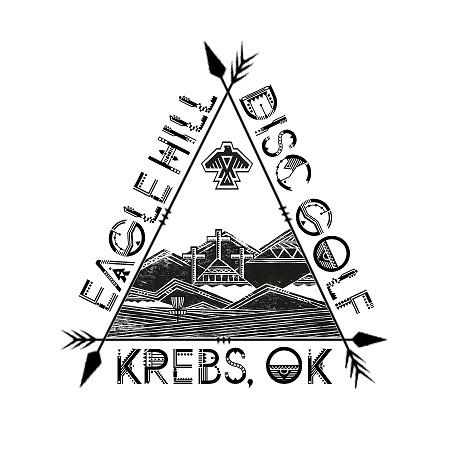 Eagle Hill Disc Golf Club logo