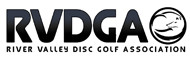 River Valley Disc Golf Association logo