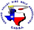 Concho Valley Disc Golf Association logo
