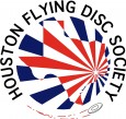 Houston Flying Disc Society logo