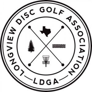 Longview Disc Golf Association (TX) logo