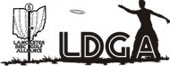 Lancaster Disc Golf Alliance logo