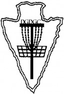 Disc Gust Disc Golf Club logo