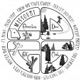 Columbia Disc Golf Club logo