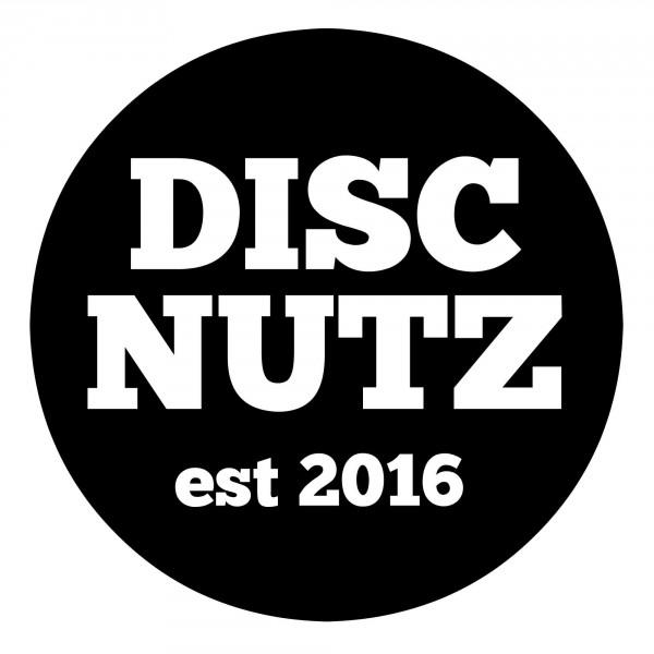 Disc NutZ DGC logo