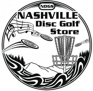 Nashville Disc Golf Store logo