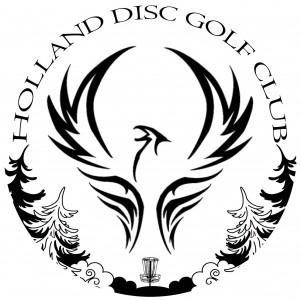 Holland Disc Golf Club logo