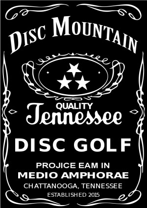 Disc Mountain logo