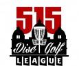 515 Disc Golf logo