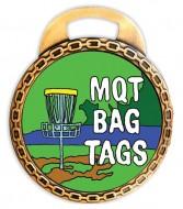 Marquette Bag Tags logo
