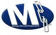 MDGO Michigan Disc Golf Org. logo