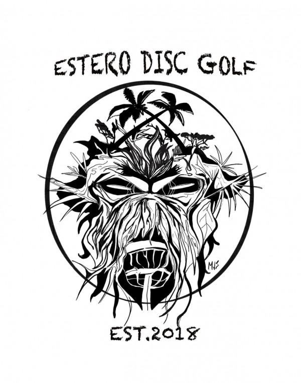 Estero Disc Golf Club logo