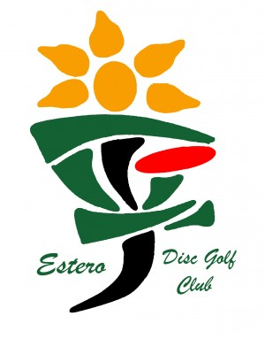 Estero Disc Golf Club logo