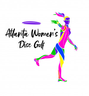 Atlanta Womens Disc Golf (GaLS) logo