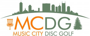 Music City Disc Golf logo