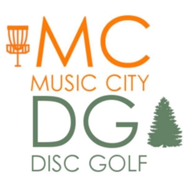 Music City Disc Golf logo