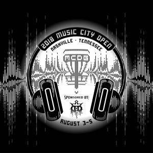 Music City Disc Golf Club logo