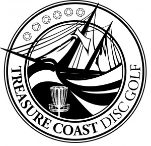 Treasure Coast Disc Golf logo