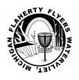 Flaherty Flyers logo
