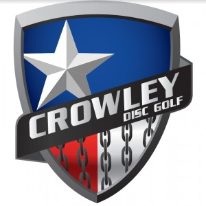 Crowley Disc Golf Club logo