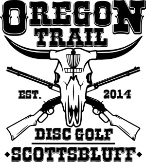 Oregon Trail Disc Golf Club logo