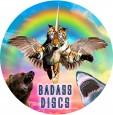 Badass Discs logo