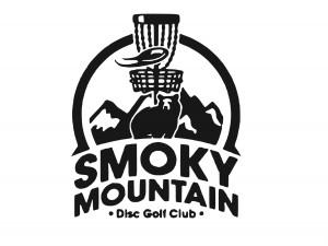Smoky Mountain Disc Golf Club logo