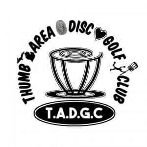 Thumb Area Disc Golf Club logo