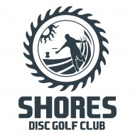 Shores Disc Golf Club logo