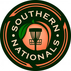 Southern Nationals Disc Golf of Georgia logo