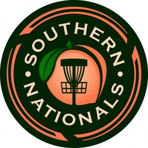 Southern Nationals Disc Golf of Georgia logo