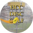 HCC Disc Golf Club logo
