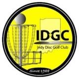 Indy Disc Golf Club logo