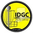 Indy Disc Golf Club logo