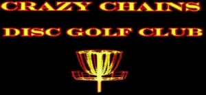 CRAZY CHAINS DISC GOLF CLUB OF MCKENZIE TN. logo