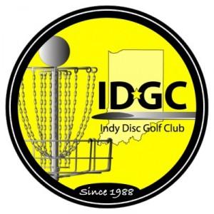 Indianapolis Disc Golf Club logo