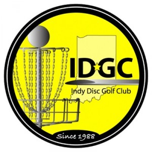 Indianapolis Disc Golf Club logo