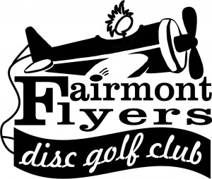 Fairmont Flyers Disc Golf Club logo