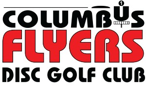 Columbus Flyers Disc Golf Club logo