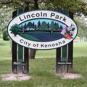 Lincoln Park DGC (LPDGC) logo